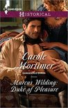 Marcus Wilding by Carole Mortimer