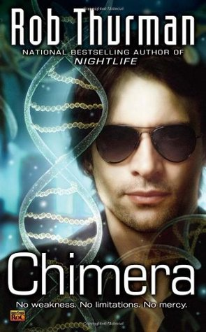 Chimera (The Korsak Brothers #1)