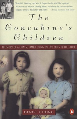 The Concubine's Children by Denise Chong