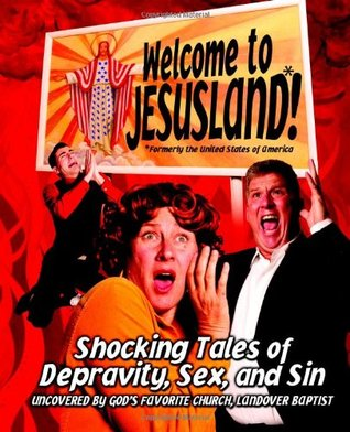 Welcome to JesusLand! by Chris Harper