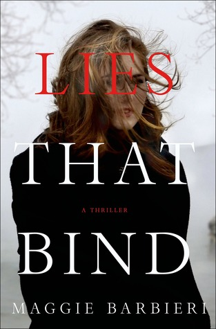 Lies That Bind (Maeve Conlon, #2)