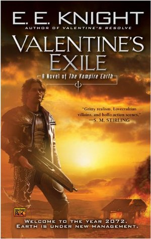 Valentine's Exile by E.E. Knight