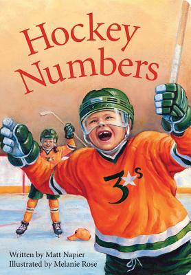Hockey Numbers by Matt Napier