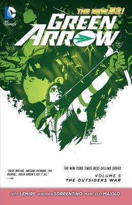 Green Arrow, Vol. 5 by Jeff Lemire