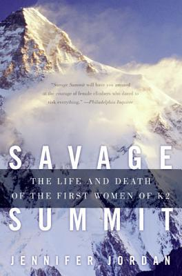 Savage Summit by Jennifer Jordan