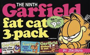 The Ninth Garfield Fat Cat 3-Pack by Jim Davis