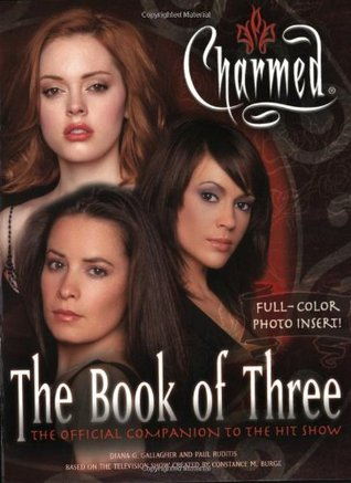 The Book of Three by Diana G. Gallagher