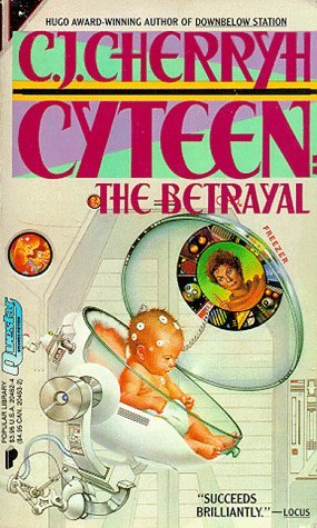 The Betrayal by C.J. Cherryh