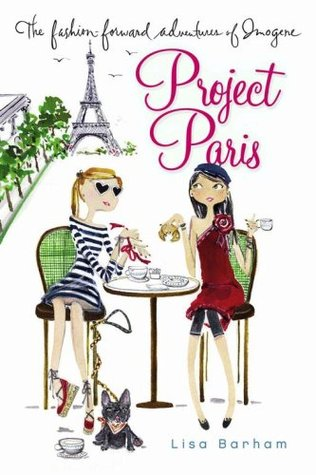 Project Paris by Lisa Barham