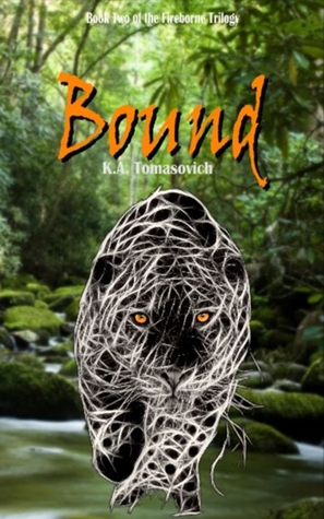Bound by K.A. Tomasovich