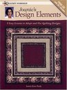 Joanie's Design Elements: 8 Easy Lessons to Adapt and Use Quilting Designs [With CDROM]