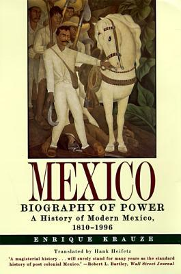 Mexico Biography of Power by Enrique Krauze