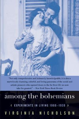 Among the Bohemians by Virginia Nicholson