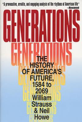 Generations by William Strauss