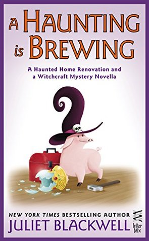 A Haunting Is Brewing (A Witchcraft Mystery #6.5)