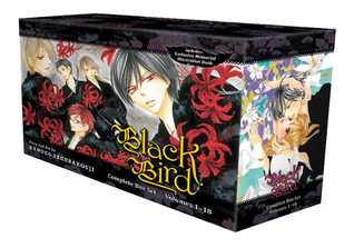 Black Bird Complete Box Set: Volumes 1-18 with Premium