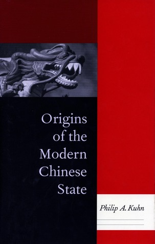 Origins of the Modern Chinese State
