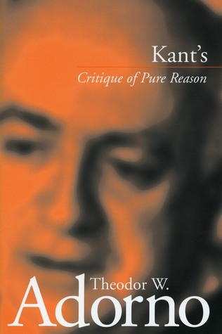Kant's 'Critique of Pure Reason'