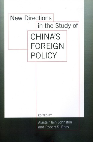 New Directions in the Study of China's Foreign Policy