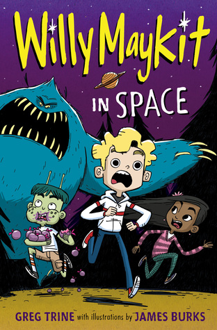 Willy Maykit in Space  by  Greg Trine