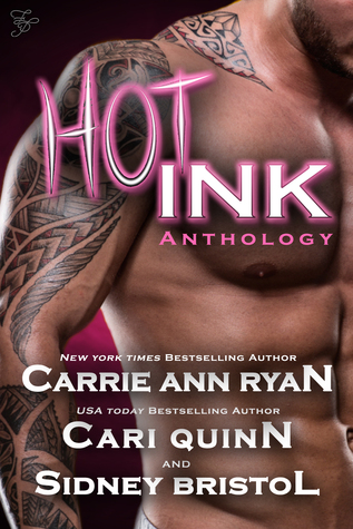 Hot Ink (Montgomery Ink #1.5)