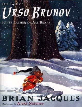The Tale of Urso Brunov by Brian Jacques