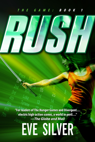Rush by Eve Silver