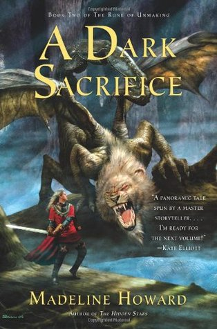 A Dark Sacrifice by Madeline Howard
