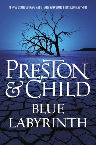 Pendergast 14 - Blue Labyrinth (REQ) - Douglas Preston & Lincoln Child