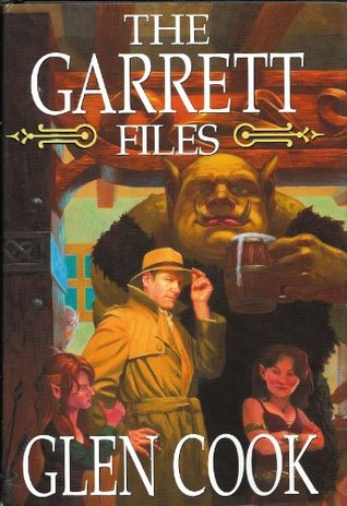 Garrett, P. I.: Bitter Gold Hearts by Glen Cook (1990, Paperback, Reprint) r