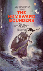 Homeward Bounders by Diana Wynne Jones