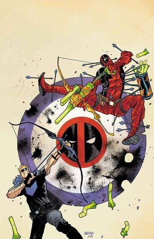Free Download Hawkeye vs. Deadpool #0 (Hawkeye vs. Deadpool) by Gerry Duggan, Matteo Lolli, James Harren PDF