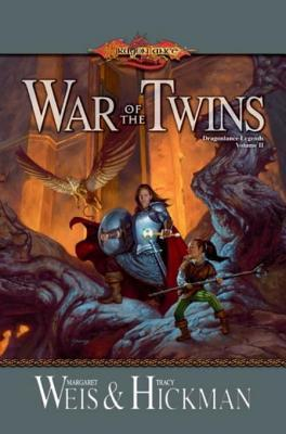 Dragonlance: War of the Twins (Legends #2)