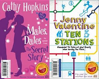 Mates, Dates / Ten Stations by Cathy Hopkins