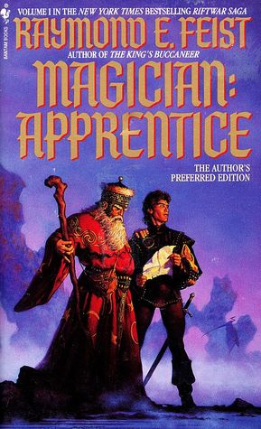 Magician: Apprentice (The Riftwar Saga, #1)