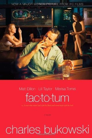 Factotum tie-in by Charles Bukowski