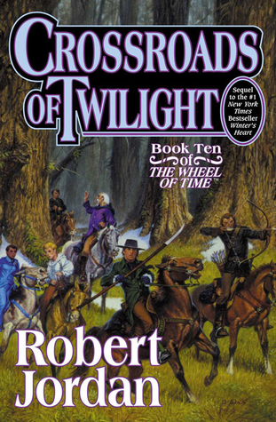 Wheel of Time 10 - Crossroads of Twilight - Robert Jordan & Brandon Sanderson