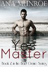 Yes, Master by Ana Munroe