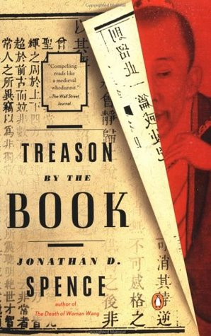 Treason by the Book by Jonathan D. Spence