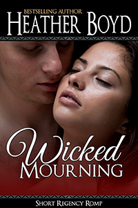 Wicked Mourning by Heather Boyd