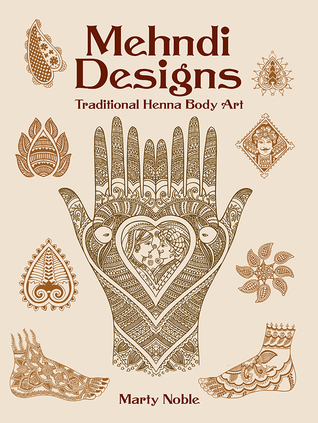 Mehndi Designs by Marty Noble
