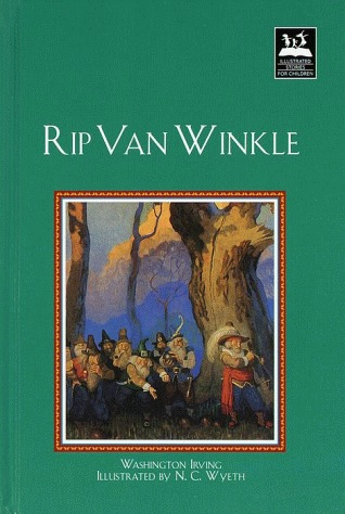 Rip Van Winkle (Illustrated Stories for Children)