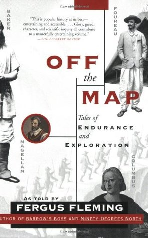 Off the Map by Fergus Fleming