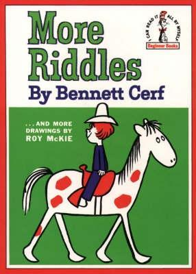 More Riddles by Bennett Cerf