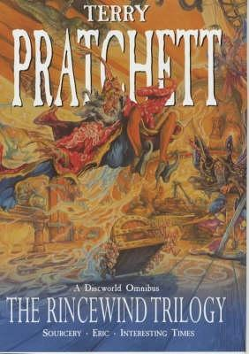 The Rincewind Trilogy by Terry Pratchett