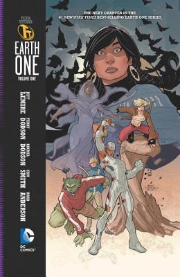 Teen Titans: Earth One, Volume One (Teen Titans: Earth One, #1)
