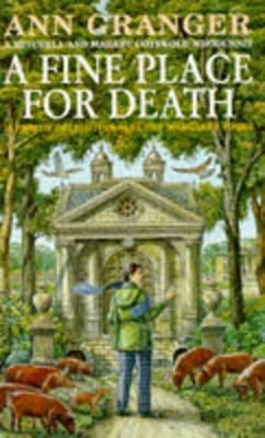 A Fine Place for Death (Mitchell and Markby Village, #6)