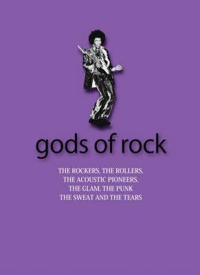 Gods Of Rock by Robert Fitzpatrick