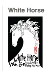 White Horse by Ge Yan