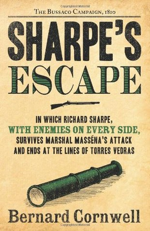Sharpe's Escape by Bernard Cornwell